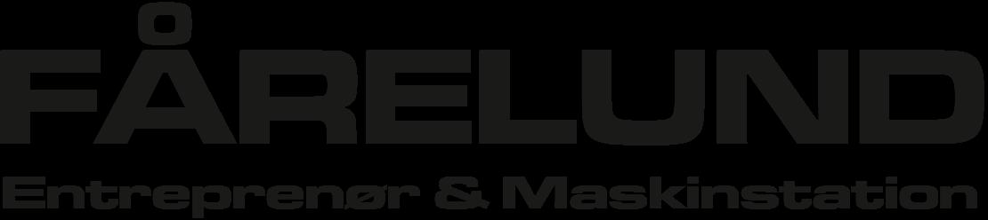 Fårelund entreprenør og maskinstation logo